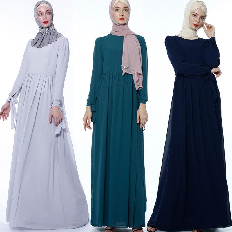 [해외]솔리드 컬러 abaya 터키어 이슬람 드레스 abayas 여성 hijab 드레스 caftan 두바이 kaftan 기도 이슬람 의류 djelaba femme/솔리드 컬러 abaya 터키어 이슬람 드레스 abayas 여성 hijab 드레스 caft