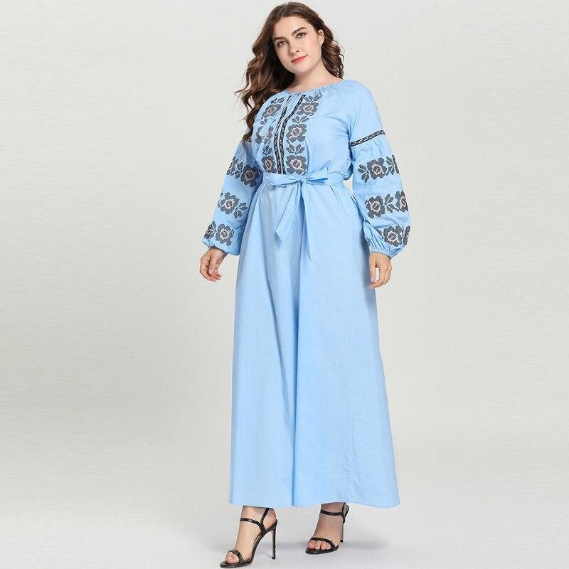 [해외]Vestidos abaya 터키 이슬람 아랍어 이슬람 maxi 복장 caftan 두바이 arabe kaftan tesettur elbise eid 로브 longue djelaba femme/Vestidos abaya 터키 이슬람 아랍어 이슬람