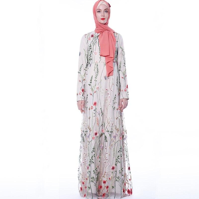 [해외]Abaya 두바이 터키 hijab 이슬람 드레스 이슬람 의류 여성용 abayas caftan marocain kaftan tesettur elbise robe djelaba femme/Abaya 두바이 터키 hijab 이슬람 드레스 이슬람 의류